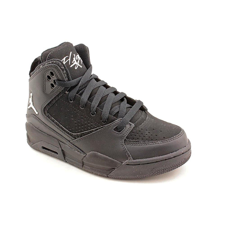 outlet store ed709 b83b2 Nike Air Jordan SC-2 (GS) Boys Basketball Shoes 454088-010 Black