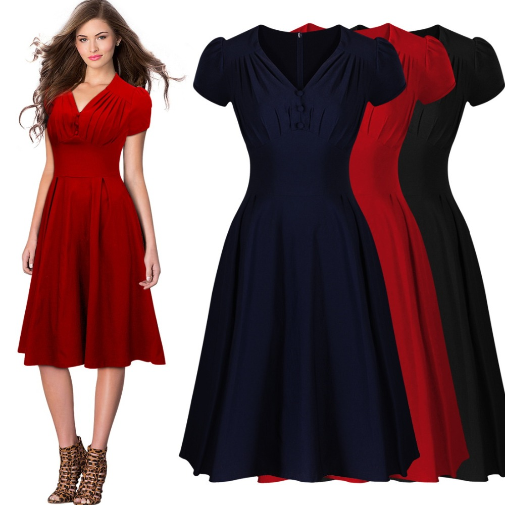 Really. Vintage plus size gowns