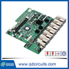 Pcb control board ENIG Surface Finishing Small BGA electric circuit board