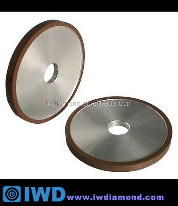 New style latest rubber elastic grinding diamond wheel