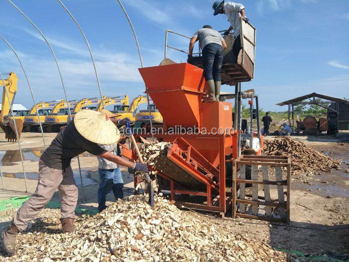 cassava chips machine 2