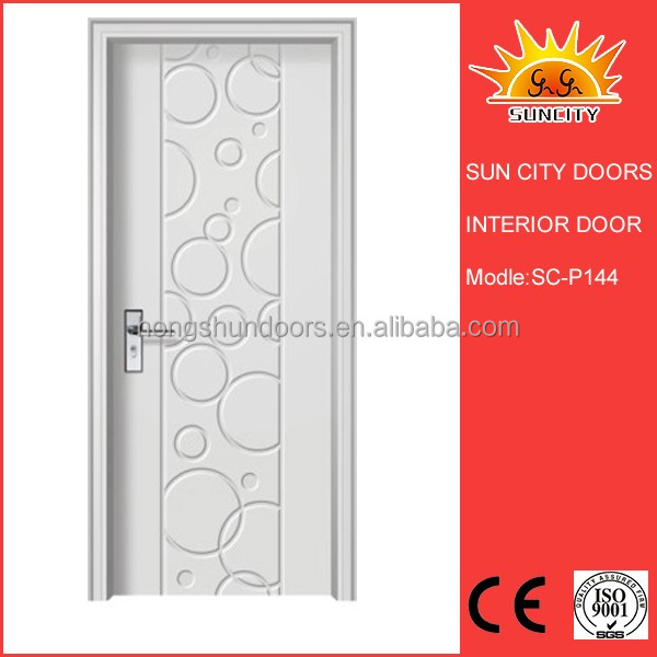 SC-P144 new arrive cheap price office entry masonite door for malaysian