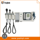 Wall mount type general diagnostic system ent instruments with blood pressure monitor