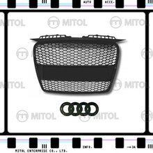 Per <span class=keywords><strong>audi</strong></span> <span class=keywords><strong>a3</strong></span> 8p griglia anteriore 04-08 kit corpo macchina