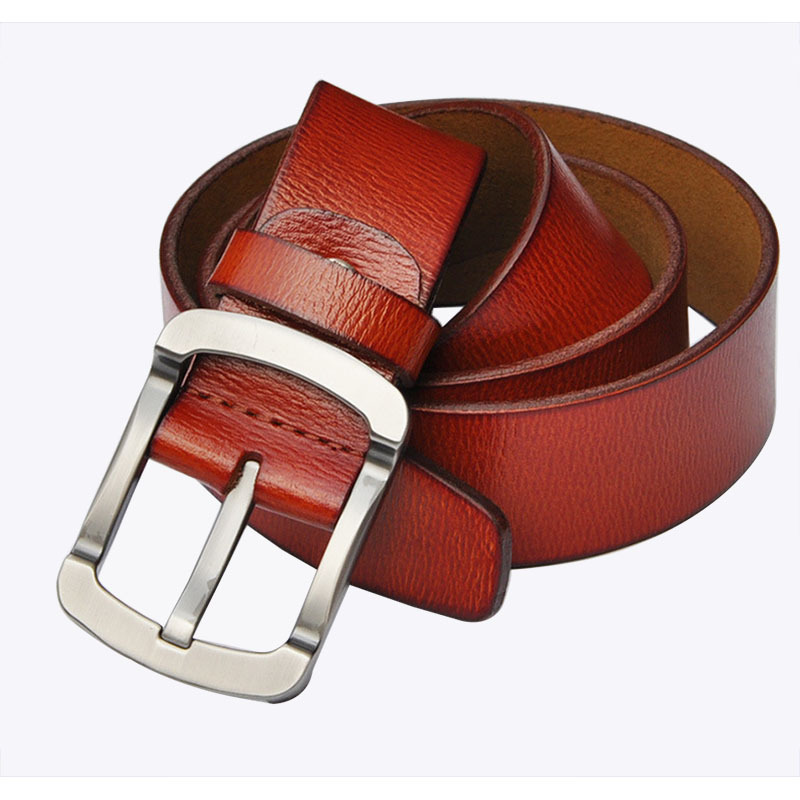 2015 buy mens belts LCY mens designer belts cow leather belt men waistband in red brown and black ceintures homme