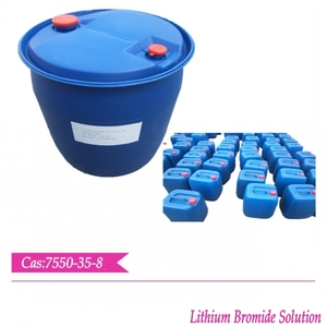 Lithium Bromide 55% Solution Inhibited with Lithium Nitrate