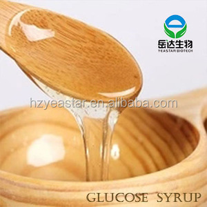 Food ingredients sweeteners type glucose syrup corn syrup