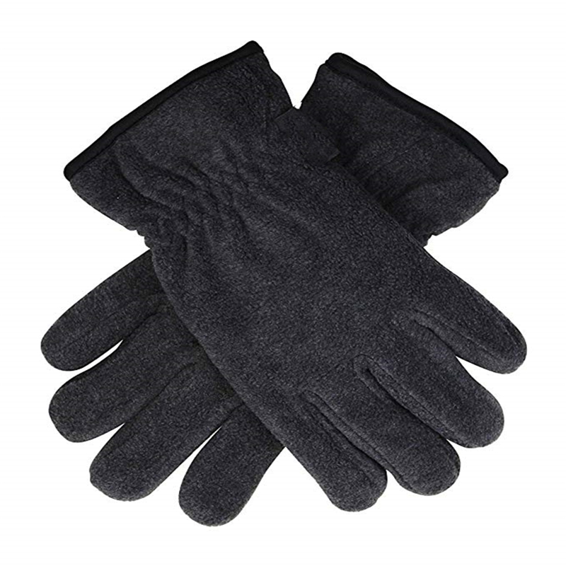 Deliwear Winter Warme Fleece Shell 3 M Thinsulate Voering Koude Slip Handschoen voor heftruck Driver