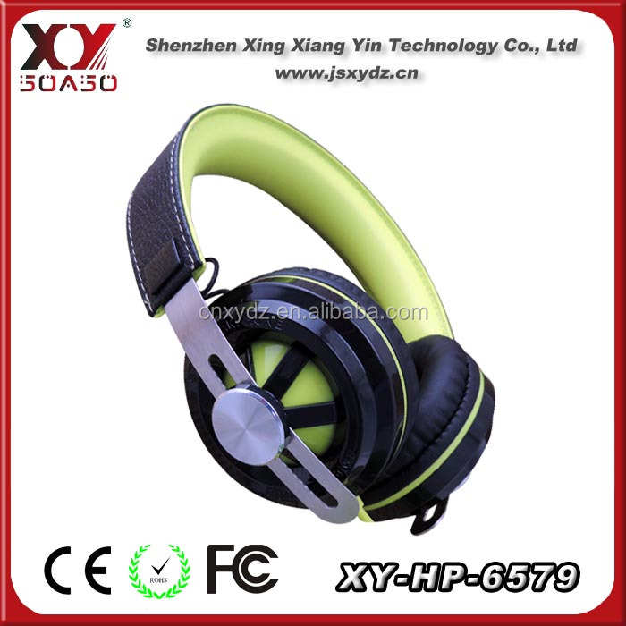 super-bass wholesale price free sample video game headphone