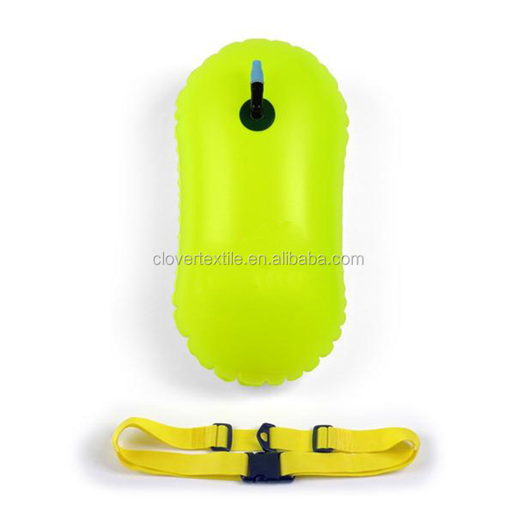 Self Inflating Safety Swimming Course Float Buoy for Swim