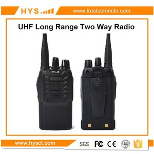 PC programming 400-470MHZ UHF Walkie Talkie 100 mile