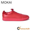 New style red bottoms shoes for men genuine leather men sport shoes