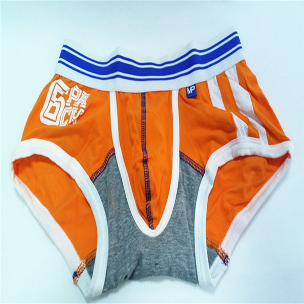 men's Boxer shorts underwear hot sale in UK Men Underware with all over the printing