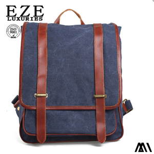 2017 hot sale used satchels korean style school backpack