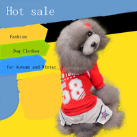 Different styles professional american style dog clothes pet xmas costume winter dog clothes