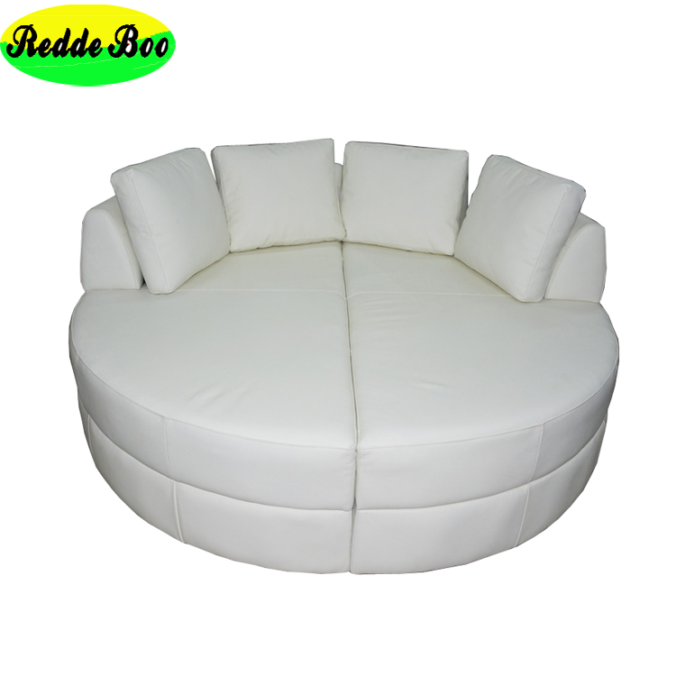 Round Chaise Sofa Set New Designs