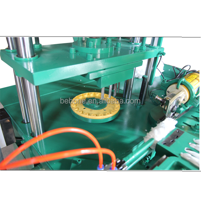 good SERVICE automatically mop header making machine HOT sale 2016