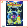 Kids favorite light up top gun with glow in dark disc WD0967037