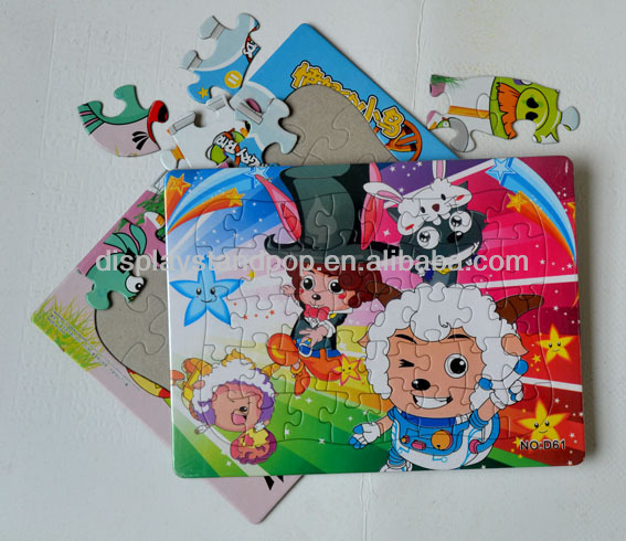 China Manufacturer of Cartoon paper maze puzzel