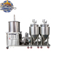 Home stainless steel beer brewing kettle