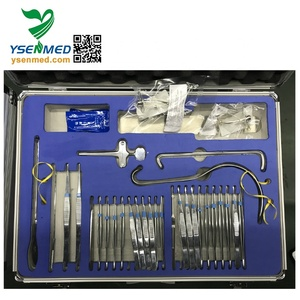 Quality Surgical Instrument set General Stainless Steel Instruments Surgical operation instrument unit