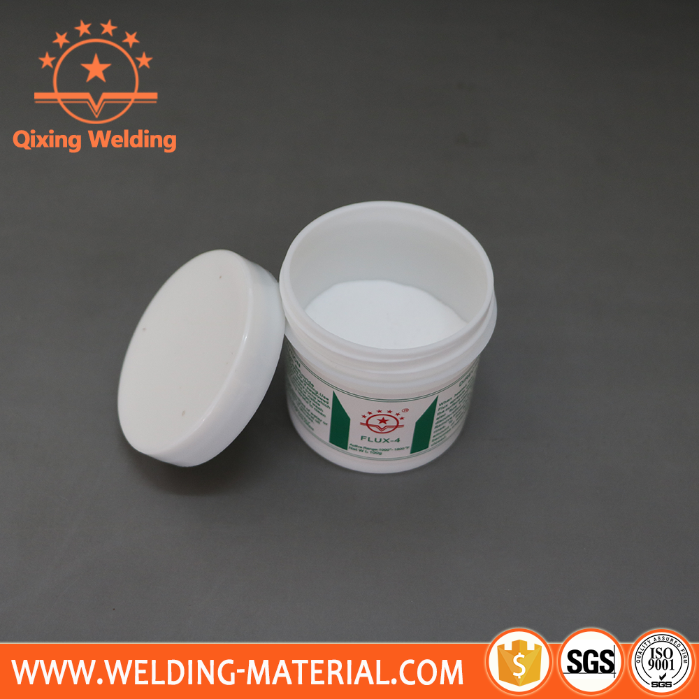 welding flux types manufacturers