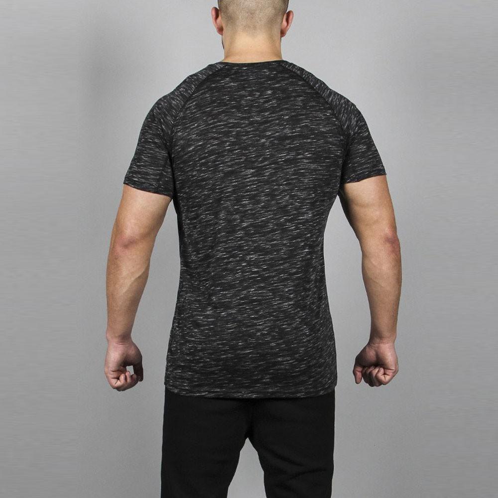 2017 Wholesale Custom Gym Wear Blank Tshirt Training