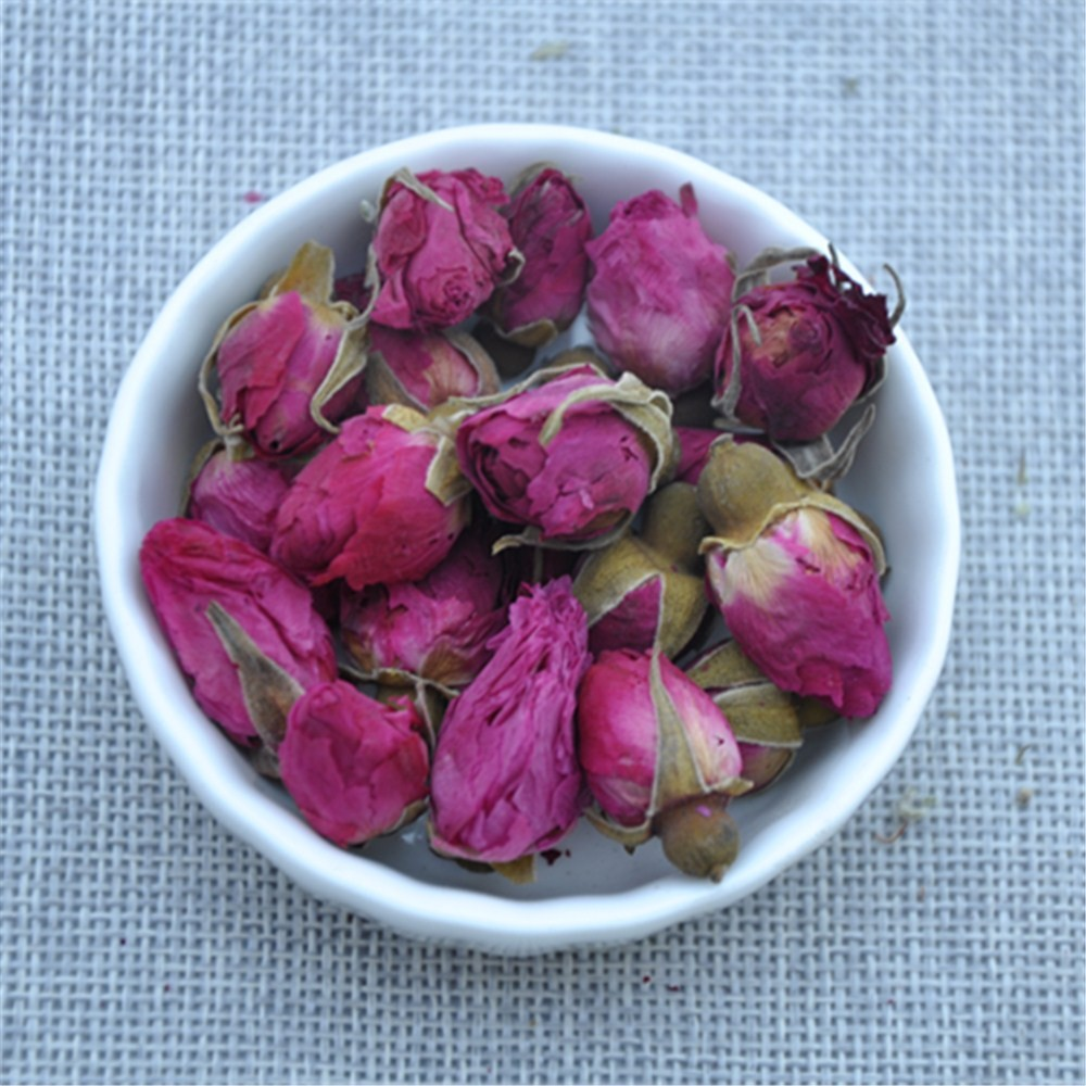 Quality mei gui hua rose bud herb medicine organic dry chinese rose