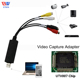 Android converter Audio Video PC camera cables and connectors usb vga linux video capture card