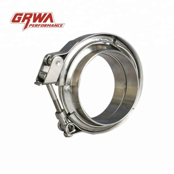 Stainless Steel Performance Exhaust Clamp