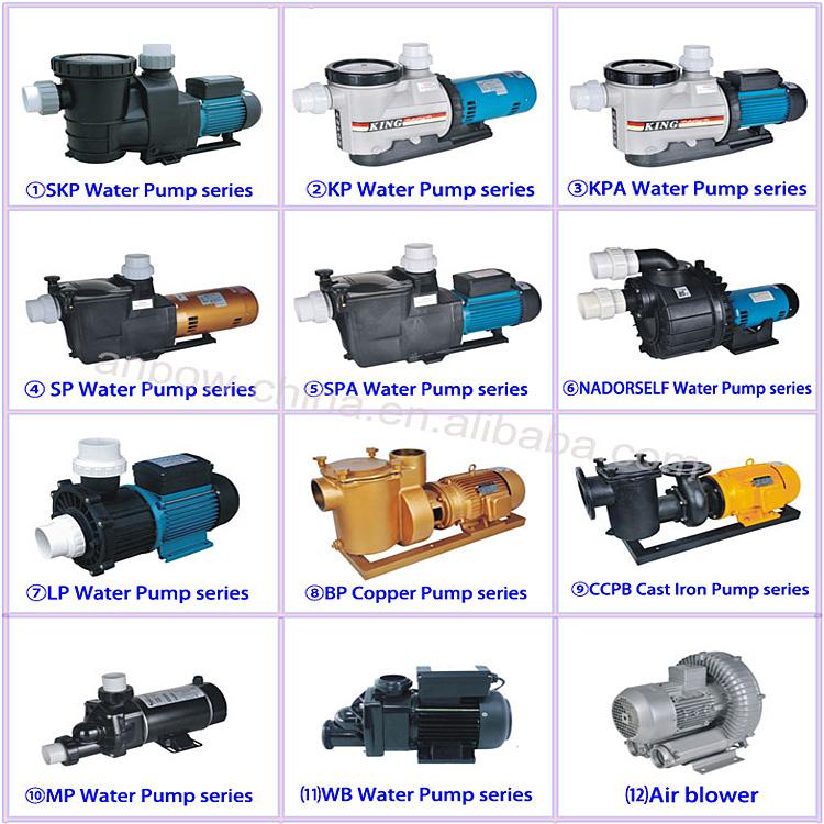 2 pollice elettrico pompa dell 39 acqua del motore criogenico centrifuga pompa per piscina pompa - Motore per piscina ...
