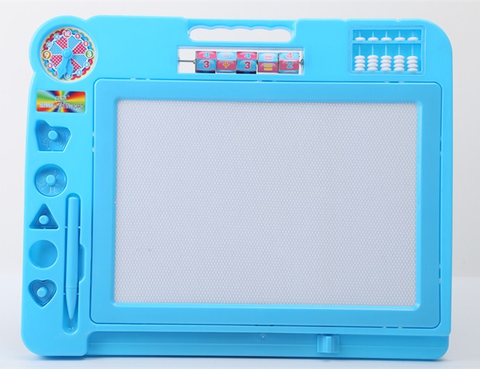 multi function learning tool different type educational toys portable magnetic drawing board for kids writing
