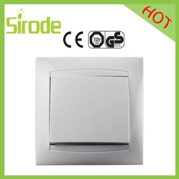 Factory Direct European Style Household Electrical Switches And ...