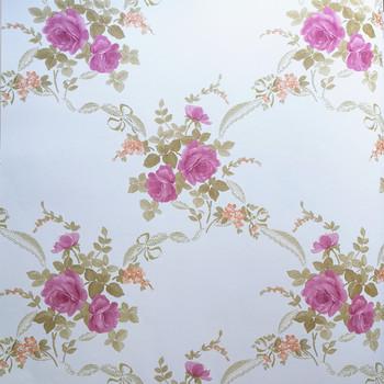 Floral Desain Pvc Kertas Dinding Indah Rose Bunga Wallpaper Buy Bunga Mawar Yang Indah Wallpaper Wallpaper Bunga Kertas Dinding Product On Alibaba Com