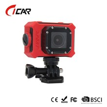 10M boday waterproof action camera with wifi can make video as underwater camera