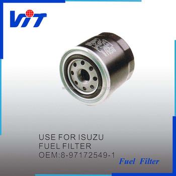 Vit 8-97172549-1 Car Auto Engine Fuel Filter - Buy Excavator Filter,Air  Filter,Auto Filter Product on Alibaba com