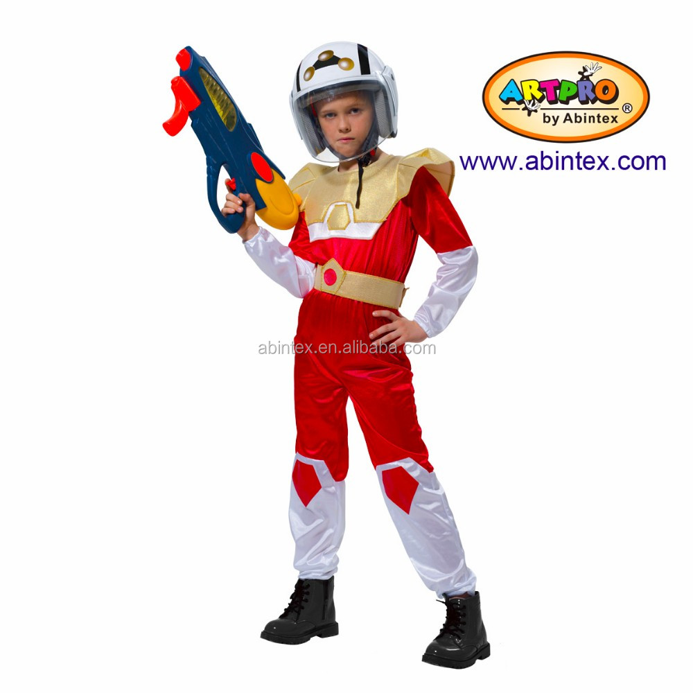 Space Power ranger Costume(04-61R) as boy costume with ARTPRO brand