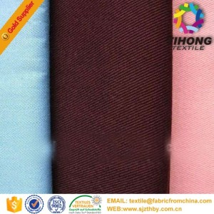 free sample 100 cotton fabric cheapest track pants workwear fabric