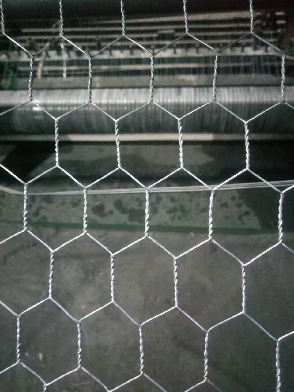 Small Hole Normal Twisted Hexagonal Chicken Wire Mesh For