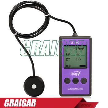 LS126C UVC Light Intensity Tester For 254 Nm Ultraviolet Sterilization Light  Measurement