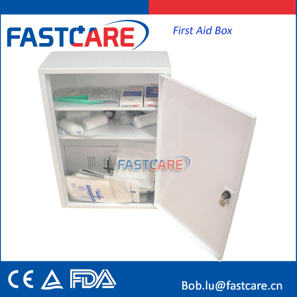 CE metal first aid cabinet
