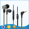 Fashional Colorful Earphone Universal 3.5mm Plug Headphone with Mic