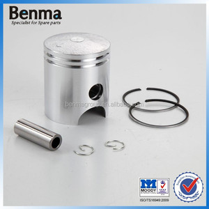 OEM motorcycle engine piston and rings,YB100 piston rings hot sale