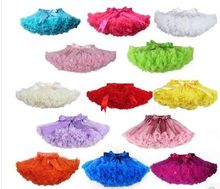 wholesale fluffy skirt chiffon pettiskirts tutu super fluffy tutu pettiskirts
