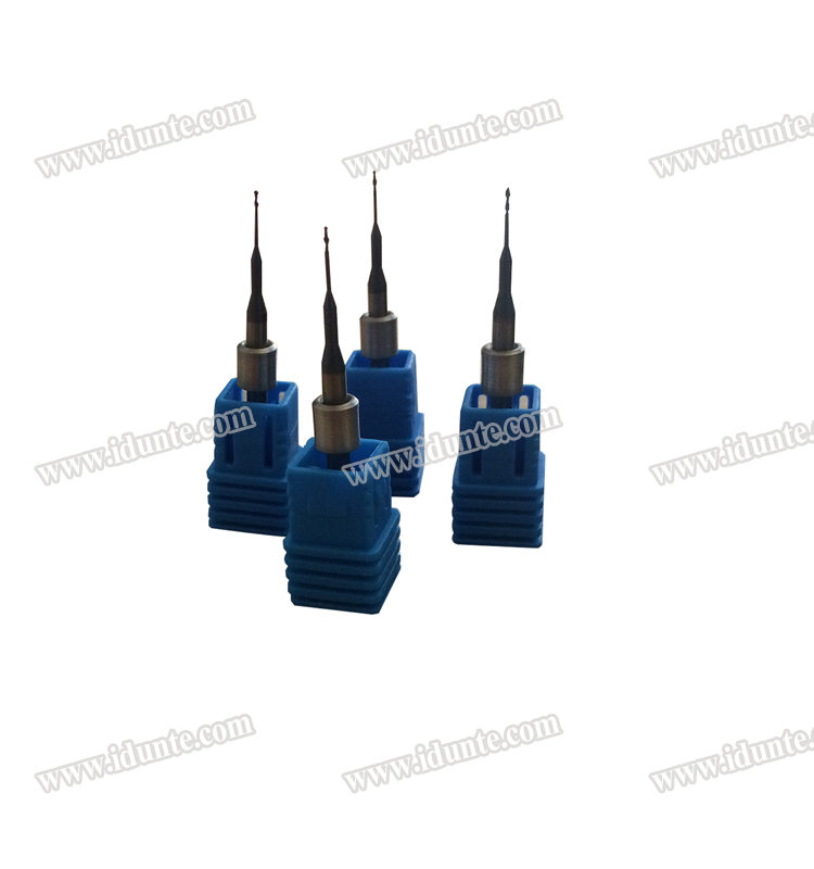 CAD CAM DLC Coating Dental Milling Cutter