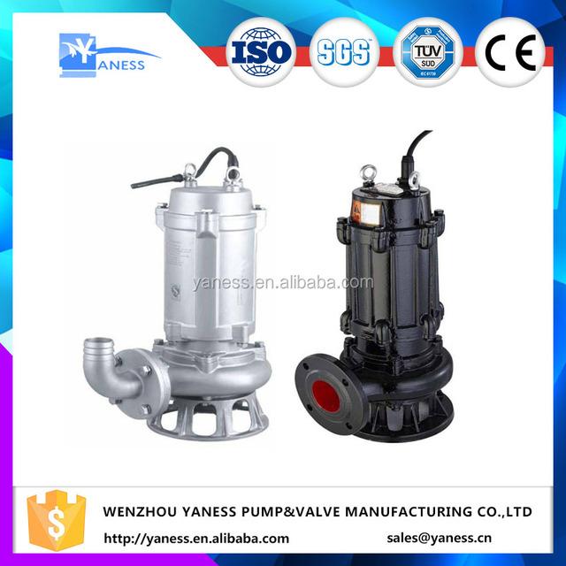 Single Phase 110V Effluent Pumps Water Pump Bathroom Waste Water Pump With  Manufacturer Price