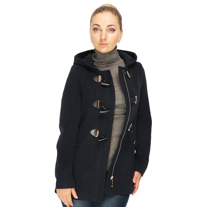 e2423966cc7 Get Quotations · 2015 Women Big Size Trench Woolen Coat Winter Double  Breasted Overcoat Lapel Coats Long Poncho Outerwear