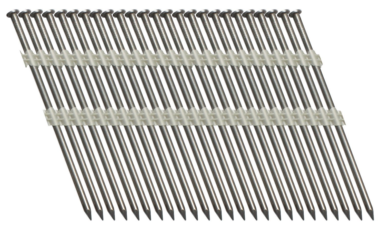 Fasco FP304820E 4-1/2-Inch by .148-Inch Smooth Non-Galvanized Jumbo Nails for Fasco and Bostitch BigBerta Nailers, 1250-Piece