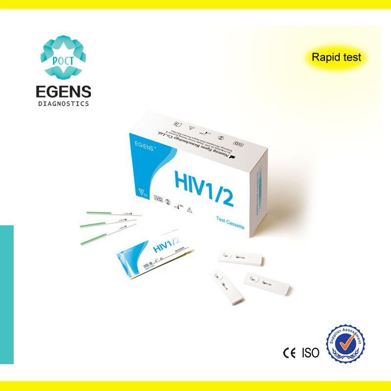 Hiv test kit ccp lab test