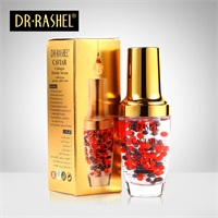 DR.RASHEL Silk protein Ampoule Elastin Whitening Moisturizing Smoothing Makeup Primer Skin care Essence Face Serum